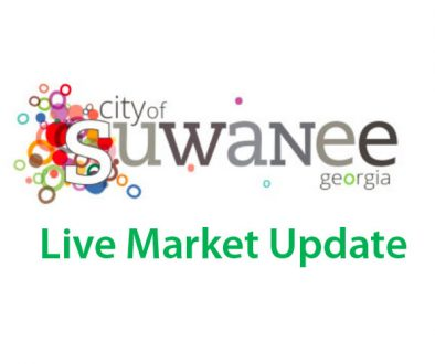 Suwanee GA Market Update